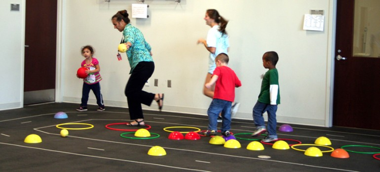 Rudisill hopscotch pediatric movement
