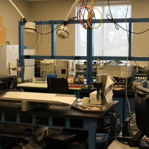 muscle physiology lab equipment
