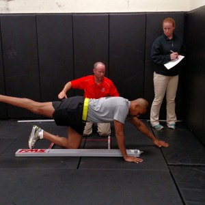 athletic training warm up exercises