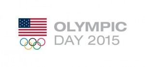Olympic Day 2015 Logo
