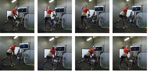 Pitching Sequence