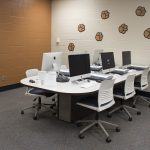 Learning Resources Center Computer Stations