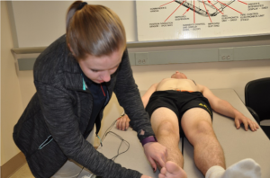 Assessing body composition of Military trainees
