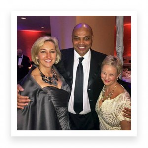 julie nolen and charles barkley
