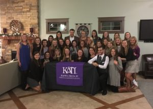 Kappa Delta Pi Group Photo
