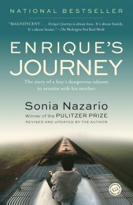Enrique's Journey Book Cover