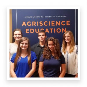 Agriscience Education Students