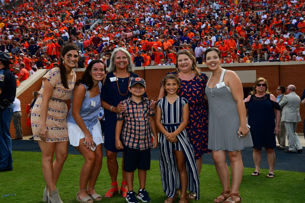 LSU vs Auburn Football on Saturday, September 15, 2018 in Auburn, Ala. | Anthony Hall/Auburn Athletics