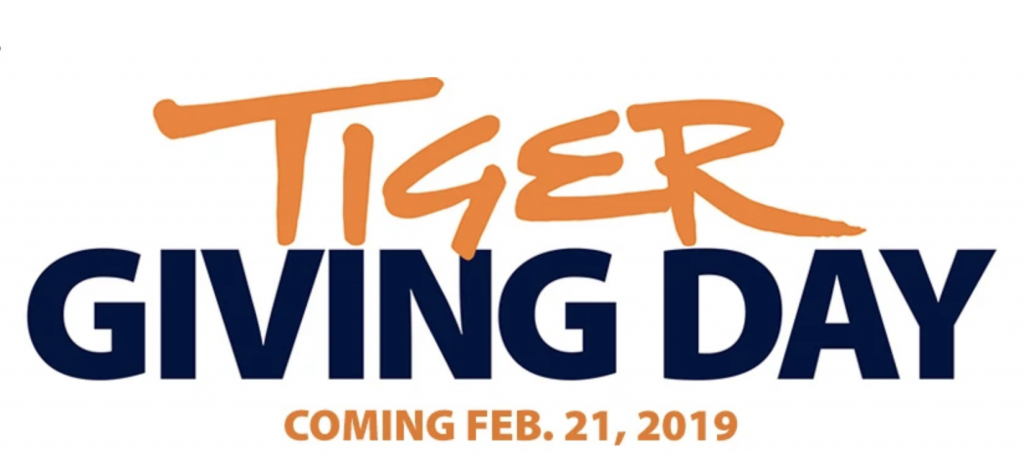 """Tiger Giving Day 