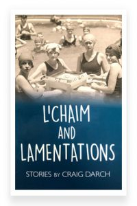 L'Chaim and Lamentations book cover