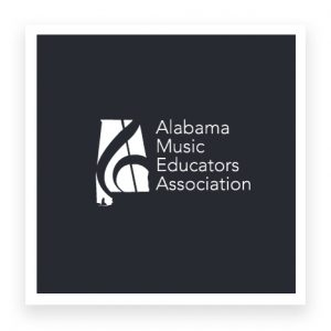 Alabama Music Educators Association Logo