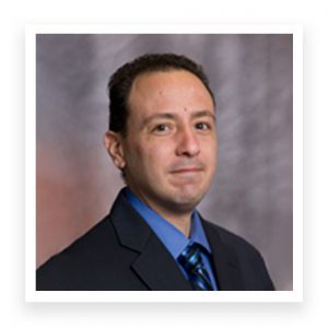 Andreas Kavazis, kinesiology faculty member and recipient of the Alumni Professorship award
