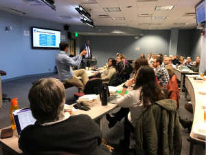 COE professors host educational workshops to help instructors support trans students