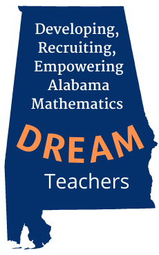 Capacity Building: New Pathways to a Career in Mathematics Teaching in Central Alabama
